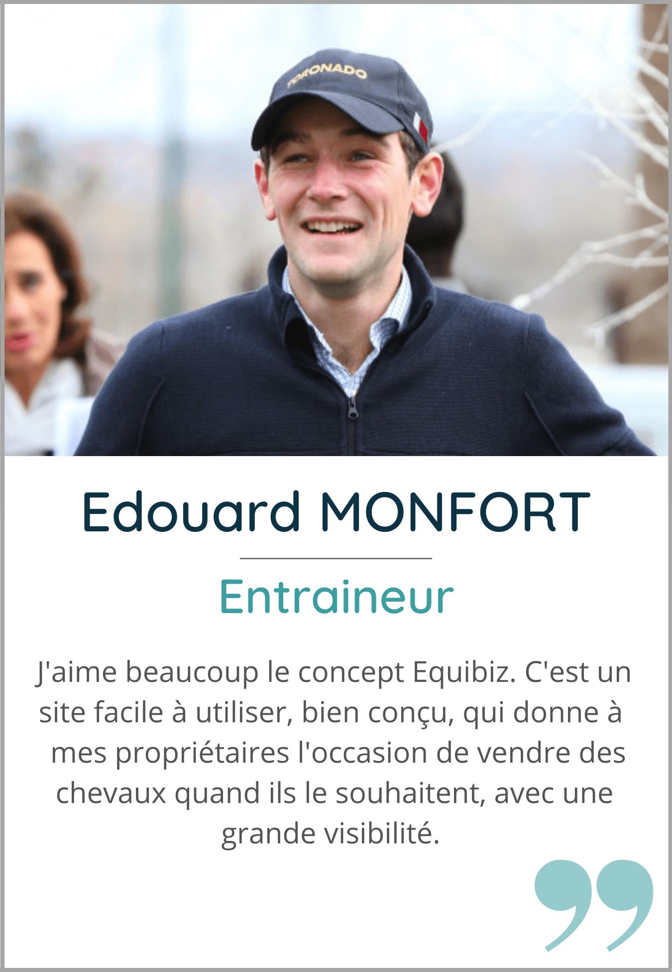 Edouard Monfort